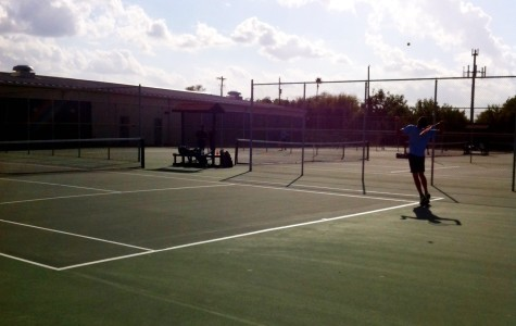 Tennis Team Remains Undefeated after Winning Against PSJA