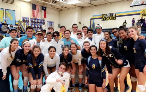 Volleyball Student Section