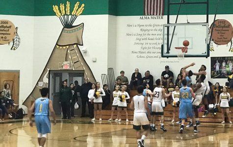 Boys Basketball Beats Rowe