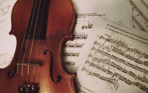 The Tragic Life of a Violinist and Competing